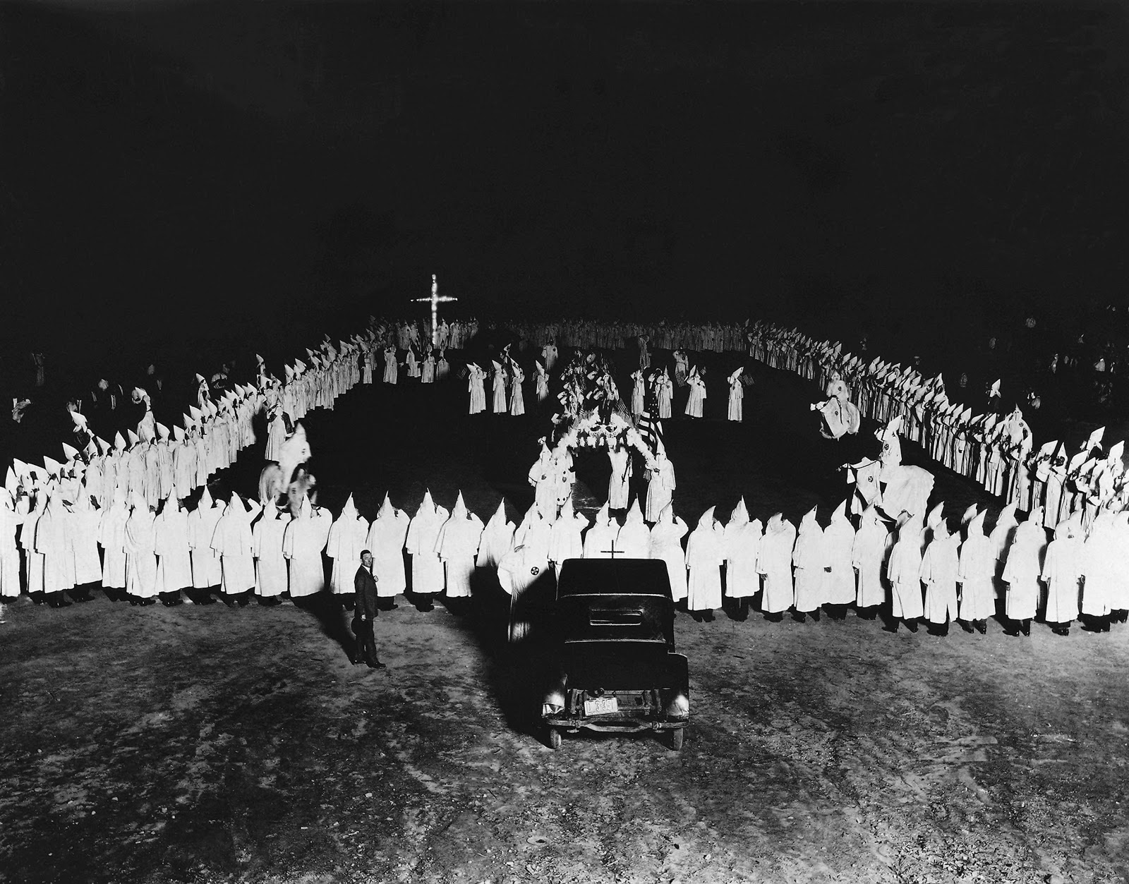 the inception and history of the ku klux klun or kkk
